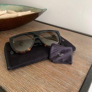 Céline Tortoise Shell Sunglasses